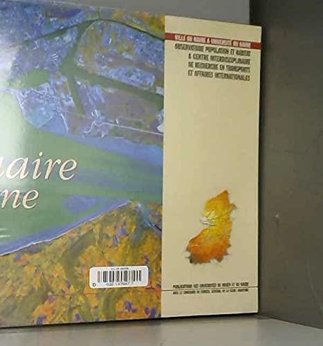 Atlas de l'estuaire de la Seine: Madeleine Brocard; Laurent