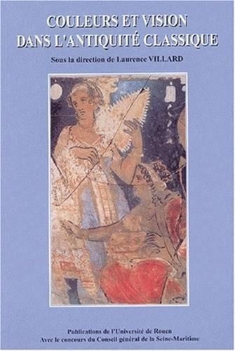 9782877753364: Couleurs et vision dans l'Antiquité classique