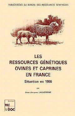 Les ressources génétiques ovines et caprines en: Lauvergne