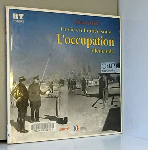 9782877853507: Album l'Occupation