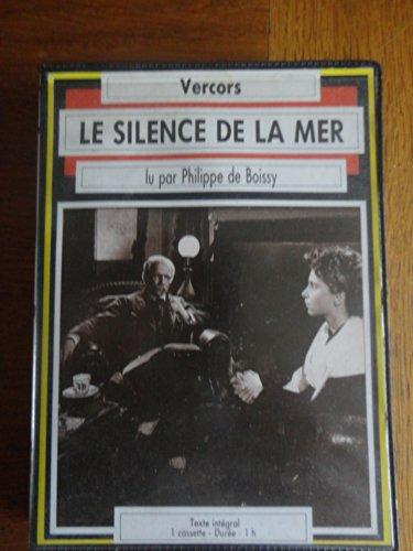 9782878092004: Le Silence de la mer (cassette audio)