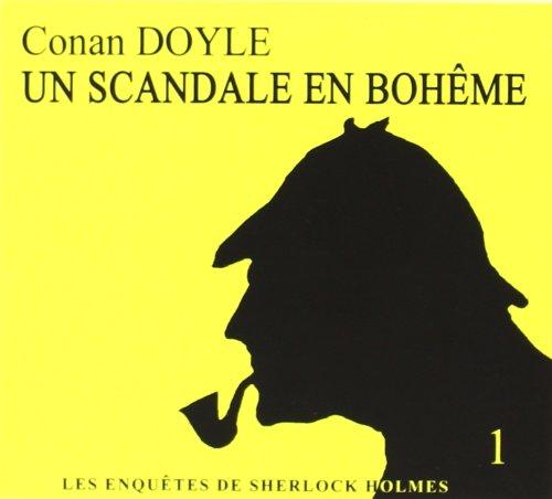 9782878092684: Un Scandale en Bohême (coffret 1 CD)