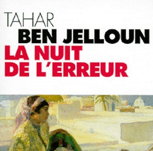 9782878093261: Nuit de l'erreur-9cd- (French Edition)