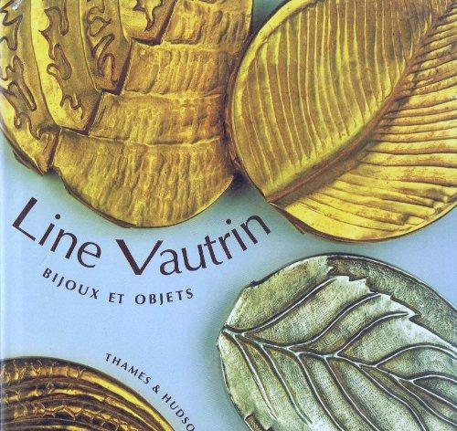 9782878110517: Line Vautrin: Bijoux et Objets
