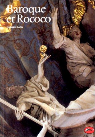 9782878110739: Baroque et Rococo