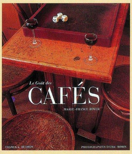 9782878110838: Le Gout des Cafes