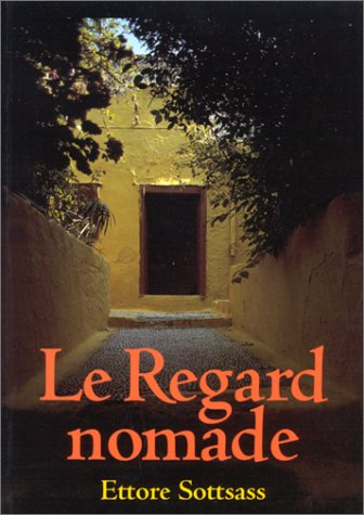 9782878111125: Le Regard nomade