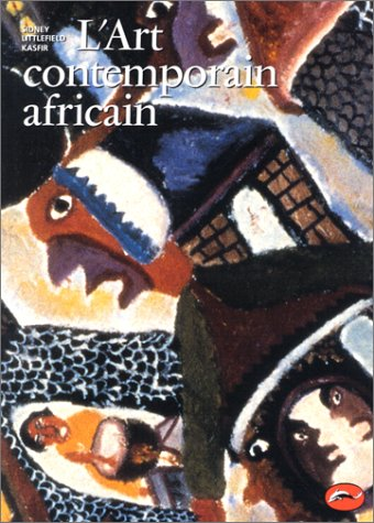9782878111736: L'art contemporain africain