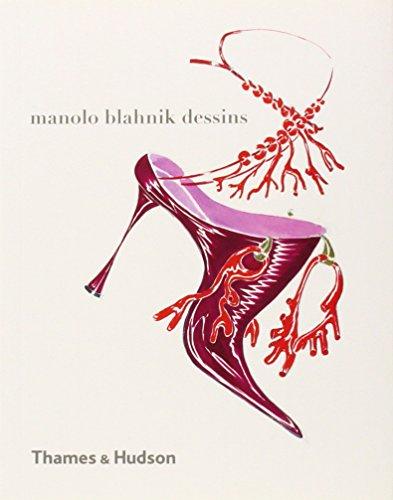 9782878113327: Manolo Blahnik dessins