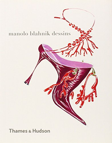 Manolo Blahnik dessins (2878113322) by Manolo Blahnik