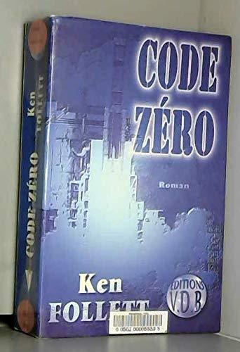9782878219845: Code zéro