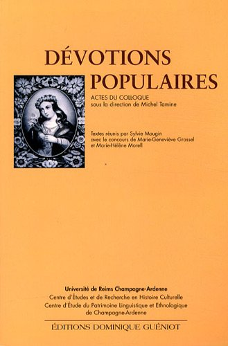 9782878254242: devotions populaires (actes du colloque)