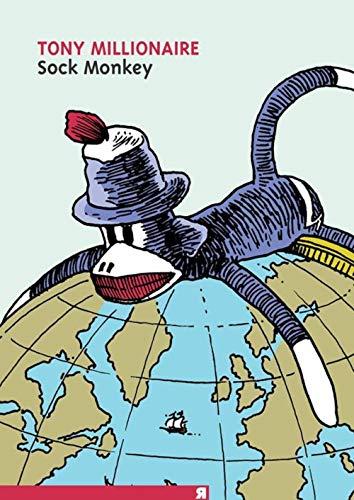 sock monkey (2878270657) by Tony Millionaire