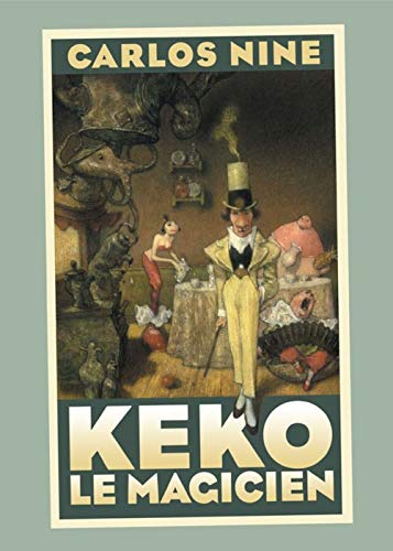 9782878271225: Keko le magicien