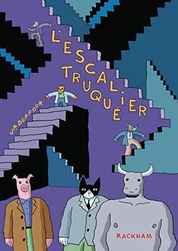 ESCALIER TRUQUE -L-: DUFFOUR UP