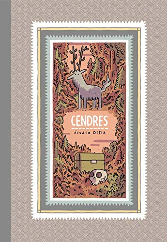 Cendres [nouvelle édition]: Ortiz, Alvaro
