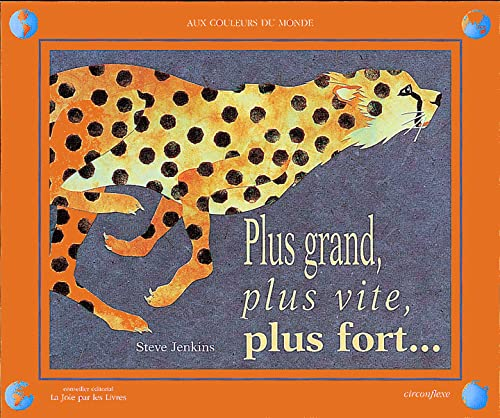 9782878331783: Plus grand plus vite plus fort... (French Edition)