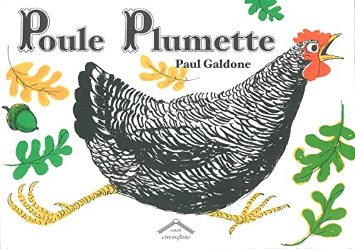 9782878333497: Poule Plumette (French Edition)