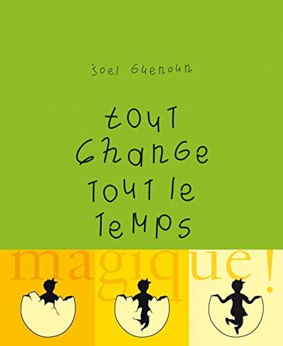 TOUT CHANGE TOUT LE TEMPS: GUENOUN JOEL