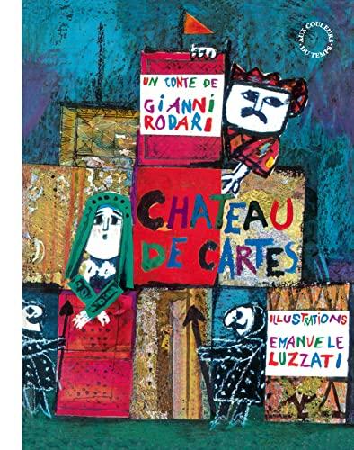 9782878334463: Château de cartes (French Edition)