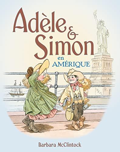 9782878334678: Adèle & Simon en Amérique