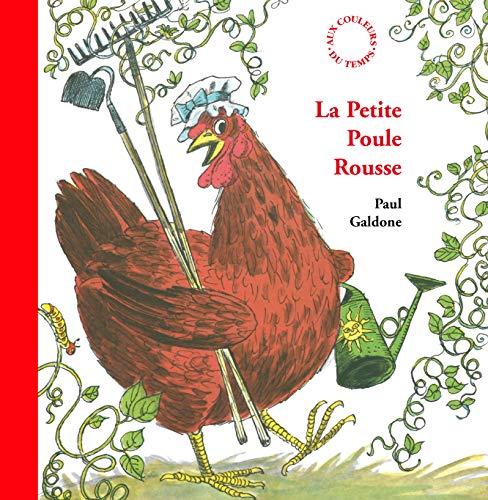 9782878334814: La petite poule rousse