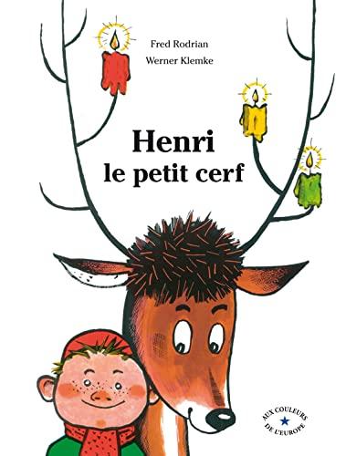9782878335453: Henri le petit cerf (Aux couleurs de l'Europe)