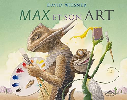 MAX ET SON ART: WIESNER DAVID