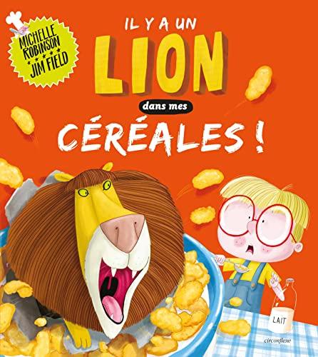 IL Y A UN LION DANS MES CEREALES: ROBINSON FIELD