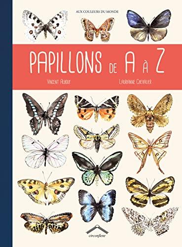 PAPILLONS DE A A Z: ALBOUY CHEVALIER