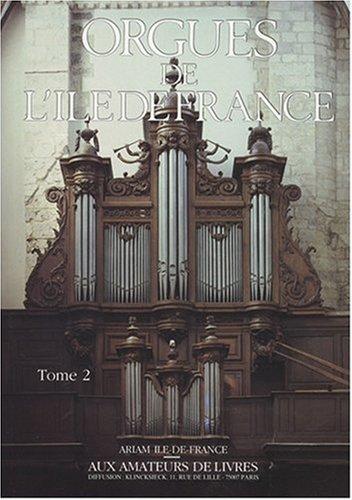 9782878410143: orgues de l'ile de france