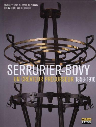 9782878441093: Serrurier Bovy Version Fran�aise
