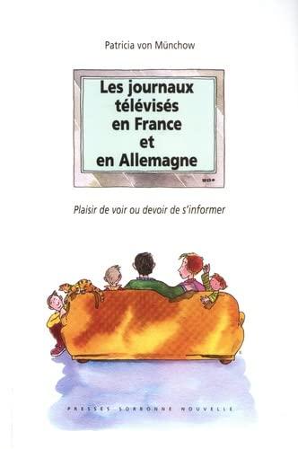 Les journaux télévisés en France et en: n/a