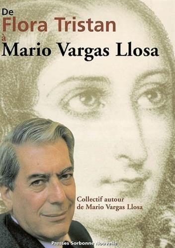 9782878543018: De Flora Tristan � Mario Vargas Llosa