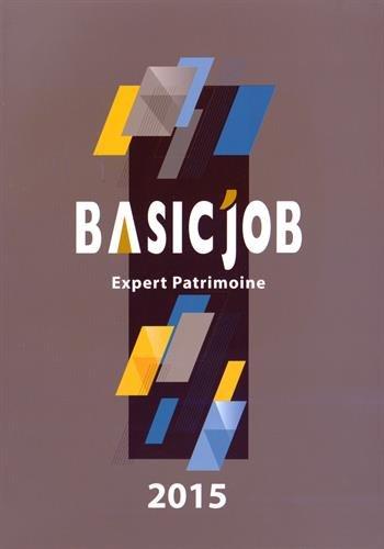 9782878568127: Basic'Job Expert Patrimoine