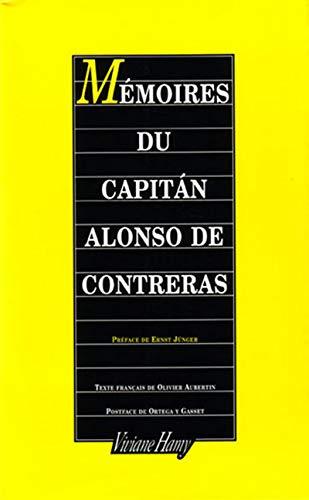 9782878580020: memoires du capitan alonso de contreras