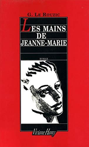 9782878580204: Les mains de Jeanne-Marie
