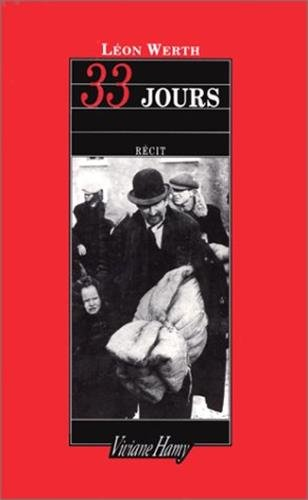 9782878580358: 33 jours (French Edition)