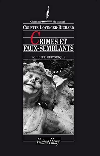 9782878581249: Crimes et faux-semblants