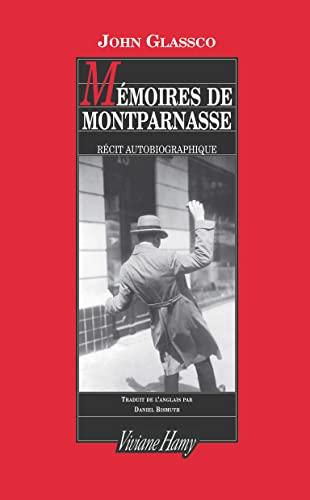 9782878582734: Mémoires de Montparnasse