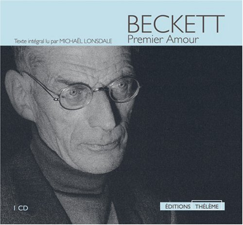 Premier amour - audio CD in French (French Edition) (2878621662) by Samuel Beckett