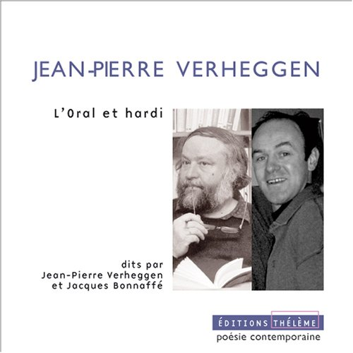 9782878621747: L'oral et hardi (CD)