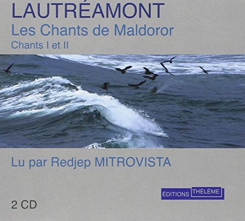 Chants de Maldoror- 2 cd's in French (French Edition) (287862193X) by Lautreamont