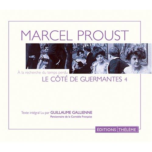 9782878622515: Le c�t� de Guermantes, volume 4