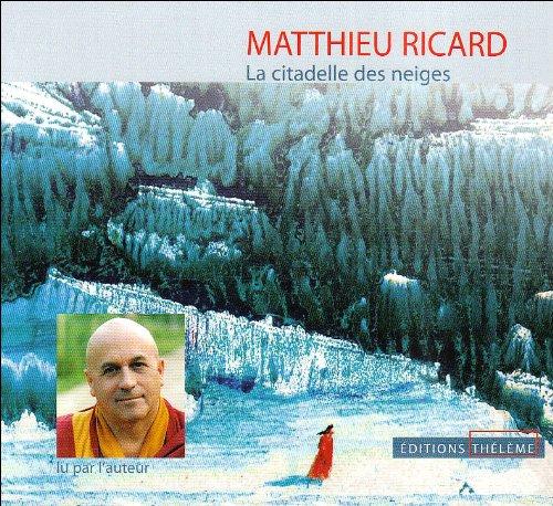 9782878625202: La Citadelle des neiges (Livre audio)