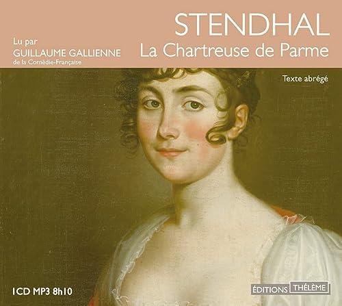 La chartreuse de Parme CD MP3 (French Edition): Stendhal