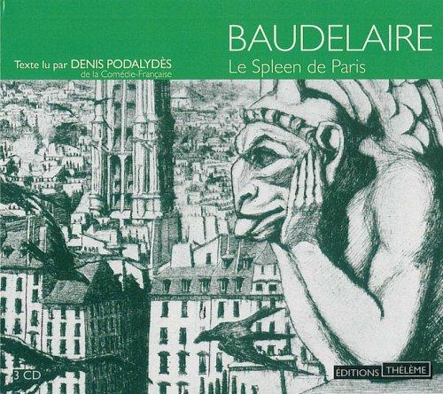 9782878625431: Le spleen de Paris (3CD audio)