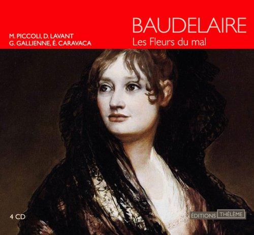 Les fleurs du mal (4cd): Baudelaire/Charles