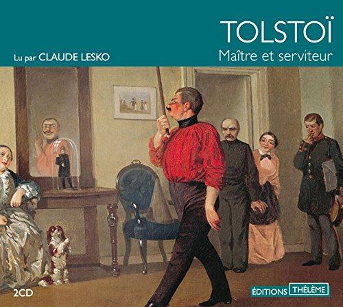 Maitre et serviteur. Cons.24,20e (2CD audio) (French Edition): Tolstoi/Leon