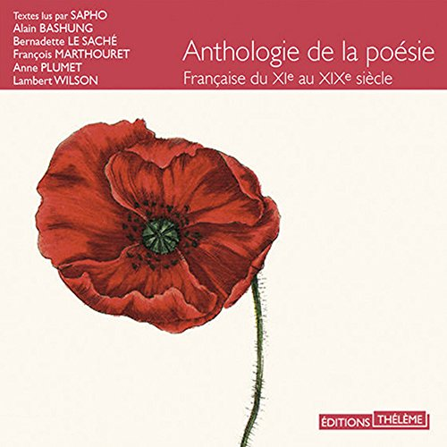 9782878626056: Anthologie de la poesie francaise du XIe au XIXe siecle CD MP3 (French Edition)